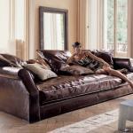 Расстановка ульяновской мягкой мебели в интерьере.
