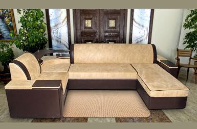 Угловой диван Алекс 7 П-образный